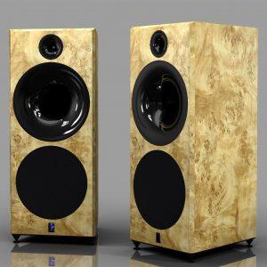 Lansche Audio Cubus MK.II