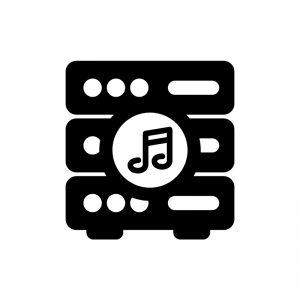Servidores de música